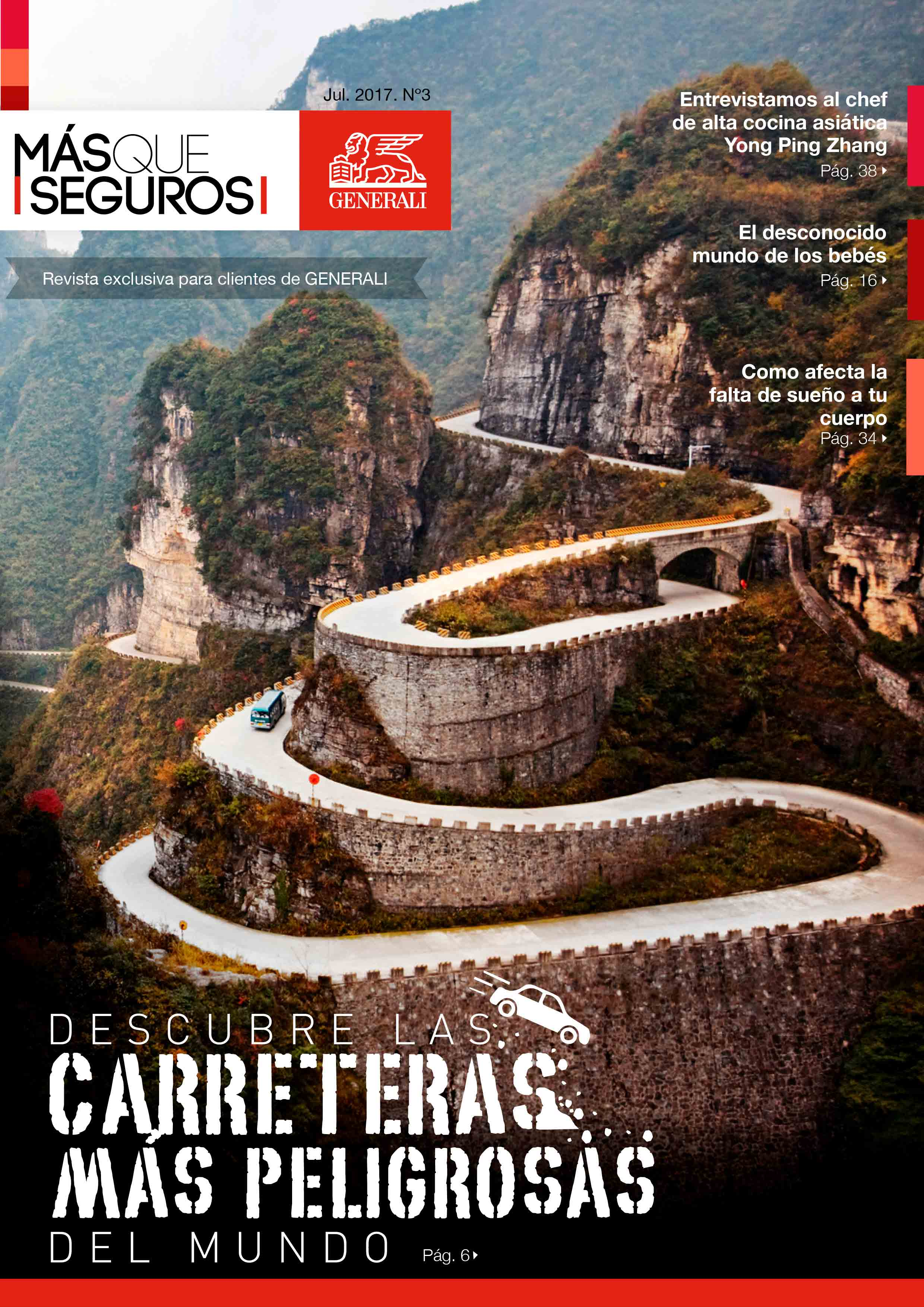 Revista Más que Seguros GENERALI