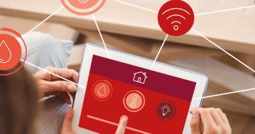 Ahorra energía con tecnología inteligente