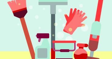 consejos para una limpieza general
