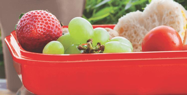 cómo comer saludablemente en el trabajo