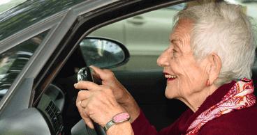 Conducir a los 60