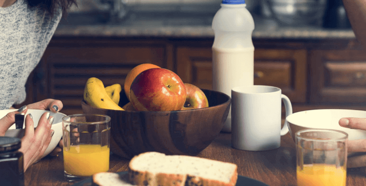 Consejos desayuno energia